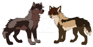 Wolf Breedables CLOSED by MikasAdoptables
