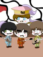 Sgt pepper's lonely hearts club band by daisymcqueen