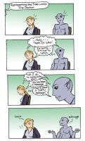 Telepathy Lol... by SurlyQueen