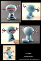 Wooper - Pokemon fanart by CatharsisJB