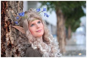 Joyleaf from Elfquest by Rollwurst