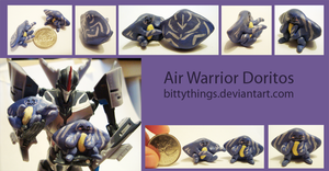 Dorito Seeker Air Warriors - Gift by Bittythings