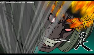 Naruto 669 : The first fist by YameGero