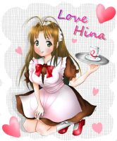 love hina by xaznminigrlx