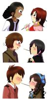Pocky Game Hetamerica Ver. by Masterchococheese