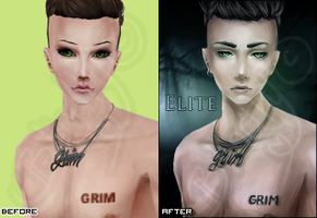 IMVU DP: Elite by NotMarty