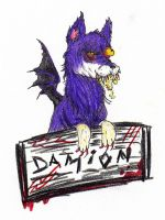 Deathly Damion by shy-fox
