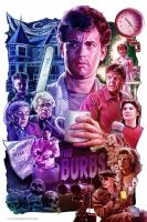 The Burbs by Spaceboycomics