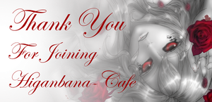Thanks for Joining by Fablekiss