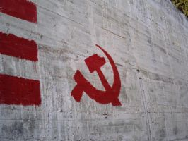 Hammer and Sickle by DrDiavolo