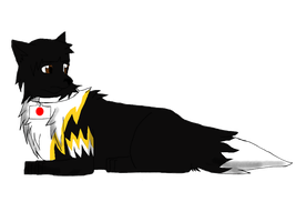 APH - Japan Wolf by blackandredwolf96