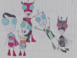 The Gir League by MoonSpider95