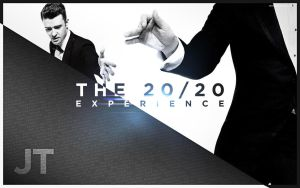 Justin Timberlake The 20/20 Experience wallpaper by MichalNowak