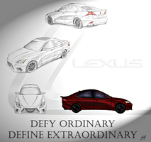 Defy Ordinary, Define Extraordinary by Shinobi-201