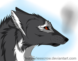 Gift For vampgir117 .:Winter Breath:. by WhiteOreo