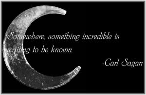 Carl Sagan quote by opheliareturns