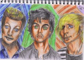 Green Day by ofir98