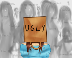 Ugly by Keralice