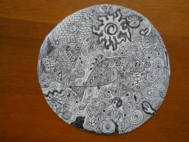 Doodle Mandala by Chaosfive-55