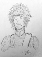 Hiccup H H III by bunslake