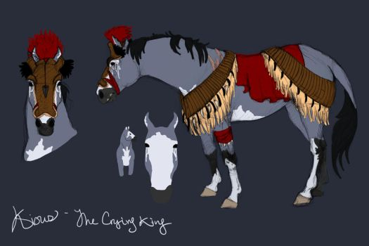 Concept_Kious by brightredrose