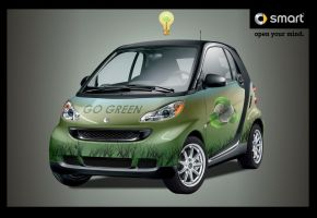 Smart Car Contest: Go Green by newhere