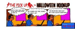The Pick Up in Halloween hookup  by RWhitney75
