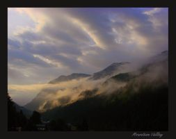Mountain Valley by Buble