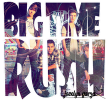 Big Time Rush png by Jocy-007