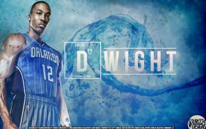 Dwight Howard Wallpaper by Angelmaker666