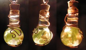 Magic Vial - Snake by Izile