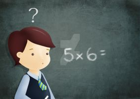 Maths and sums ... by HannahChapman