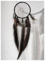 Mini natural - dreamcatcher by SaQe