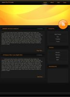 Wordpress Theme by booboo7