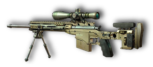 MW3: MSR by FPSRussia123