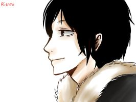 My name? Orihara Izaya it is! by SuiKitsune