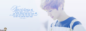 [COVER] Luhan Quote by stephanieangel28
