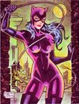 CATWOMAN by RODEL MARTIN by rodelsm21
