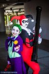 Joker Jr. and Harley Quinn 20 by Lady-Ha-ha