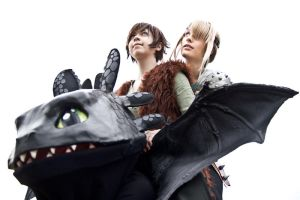 HTTYD: We can fly by da-monkey