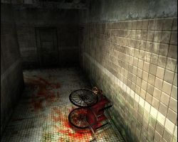 Silent Hill 3 Bloodtrail by ParRafahell