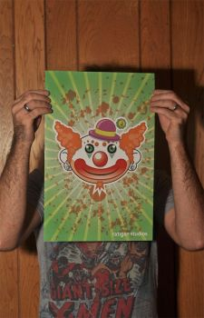 clown campaign by Joseph-Ratigan