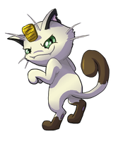 Meowth by CoolPikachu29