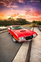 1972 Ford Gran Torino - Shot 12 by AmericanMuscle
