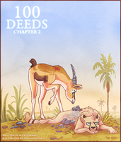 100 Deeds chapter two by griffsnuff
