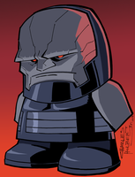 Darkseid by KidNotorious by Jukkart