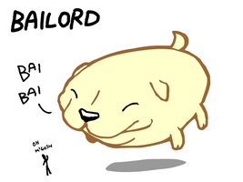 Bailord by fightingferret