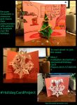 Holiday Card Project by TibraPade