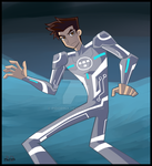 TRON: Uprising Beck by Re-RD-Re