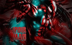 SpiderMan by TheWangster